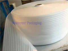Eco-friendly EPE foam volumes for waterproof packaging