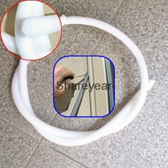 Bespoke Foam Backer Rods for Air Sealing Window and Door Rough Openings