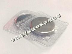 服装磁扣  羽绒服磁扣  包胶磁铁 环保磁扣 强磁扣