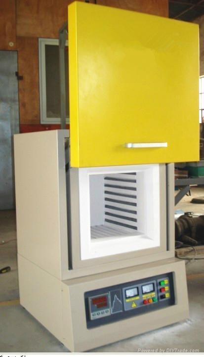 1200c mini lab electric furnace tz 1200 mini t long