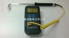 手携式温度表