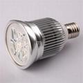 4W E14 LED Spot light 1