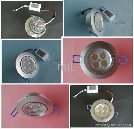 4W E14 LED Spot light 4