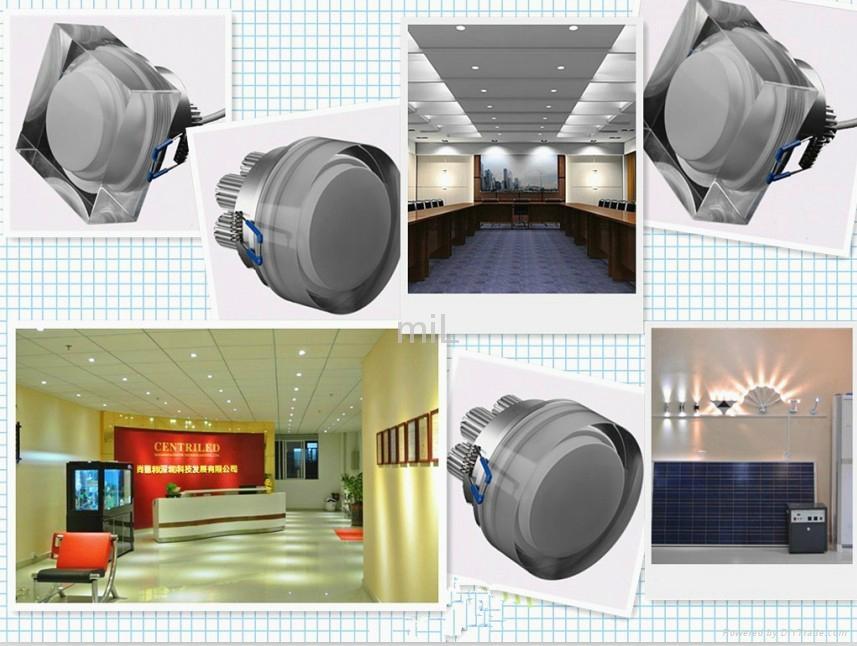 4W E14 LED Spot light 3