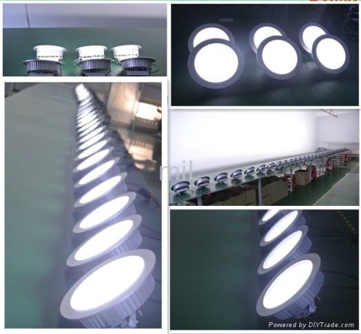 20W LED Downlights 2