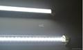 Transparent 1.2m T5 LED Tube,18W