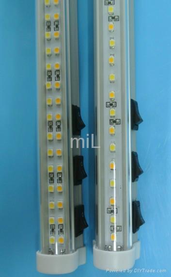 Milky 1.2m T5 LED Tube,18W 3