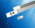 Transparent 0.6m T8 LED Tube,10W