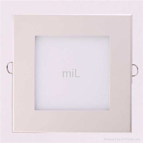 High Quality 12W LED Square Panel Light 1