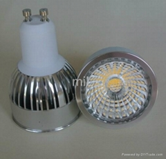 COB 4W MR16 LED Spotlight