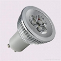 3W GU10 LED Spot light