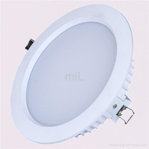 25W LED Downlights 1