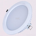 25W LED Downlights