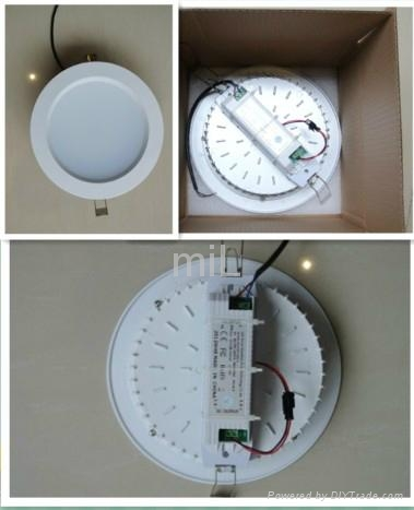 25W LED Downlights 2
