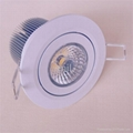 Newest COB 7W LED Ceiling Light
