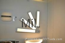 Best Design Europe Style Wall Lamp with Aluminum Material MiL-MB3345  1