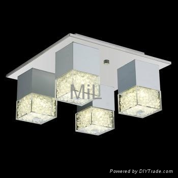 2015  High quality decorative hanging modern ceiling light MiL-MX2571-4 4
