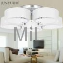 2015  High quality decorative hanging modern ceiling light MiL-MX2571-4 6