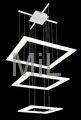 2015 new design arylic LED pendant lamp modern SMD chandile