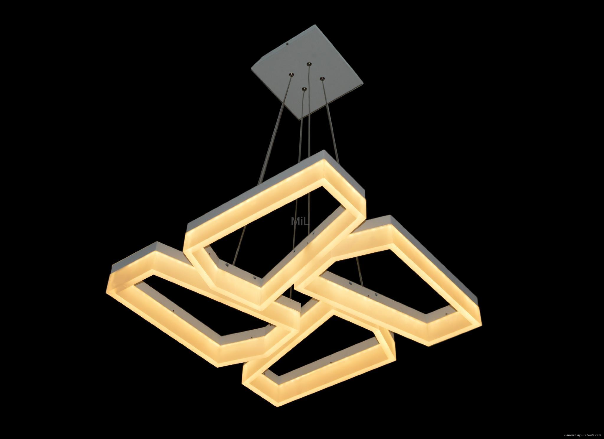 2015 new design hotel led pendant lamp modern smd for Design hotel book 2015