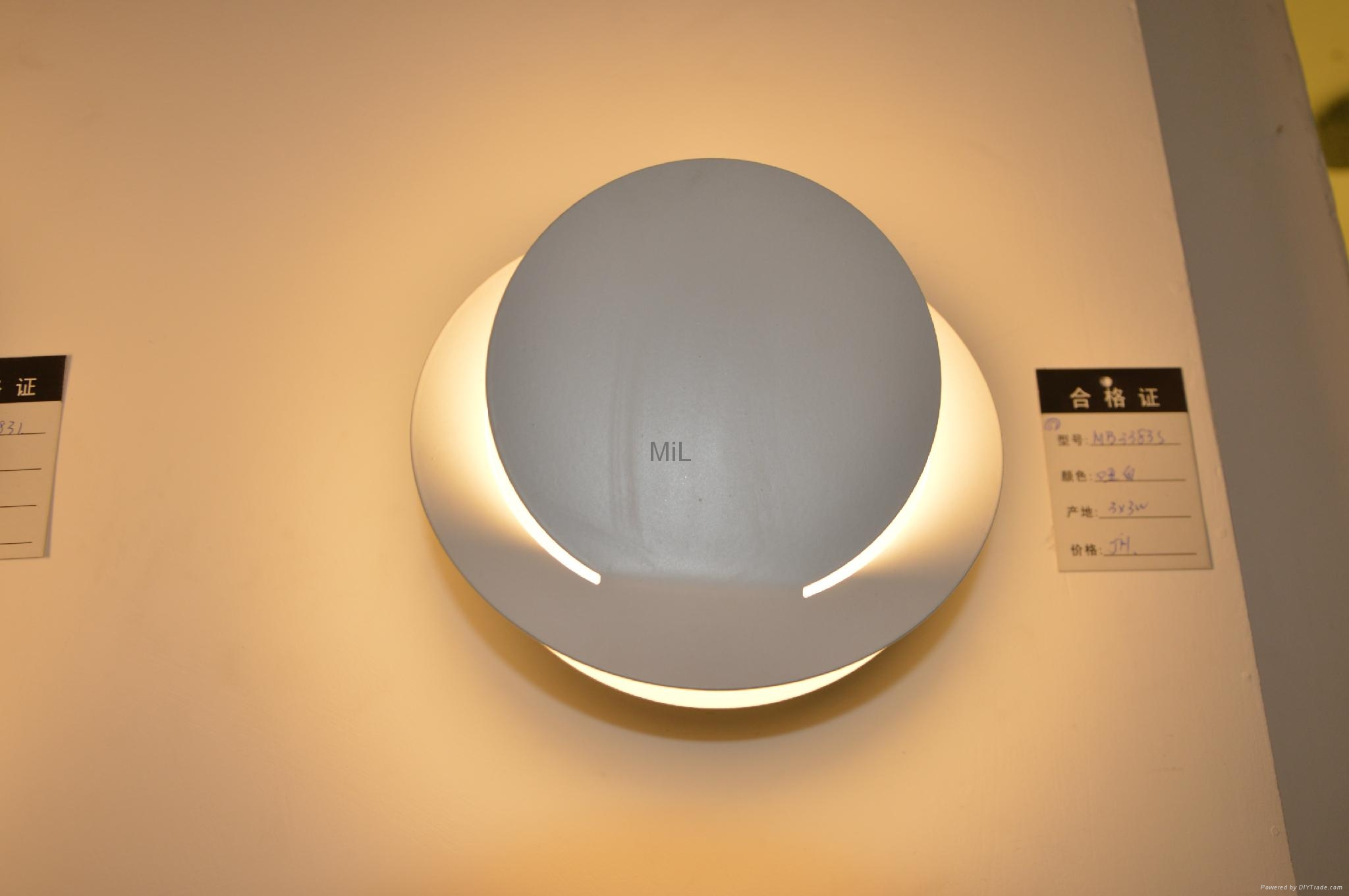Best Design Europe Style Wall Lamp with Aluminum Material MiL-MB3345 7