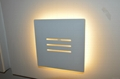 Contemporary Fashion wall lamp beside