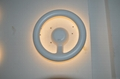Contemporary Fashion wall lamp beside decoration light MiL-MB3337 2