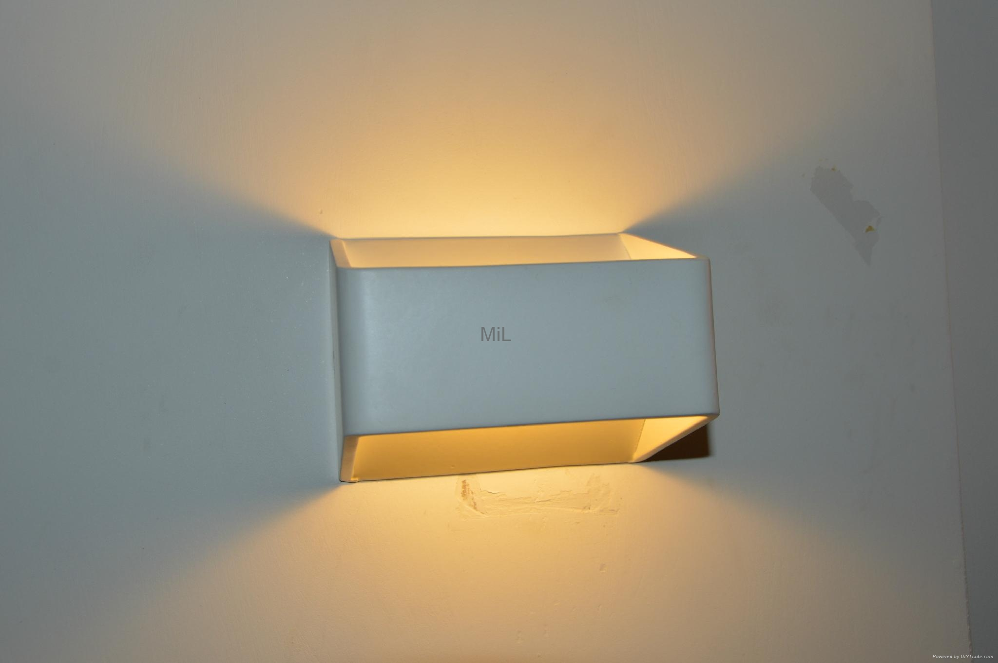 Modern LED Wall Lighting with CE &RoHS MiL-MB3335 4