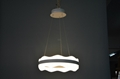 2015 good quality arcylic LED pendant lamp modern design SMD chandlier project