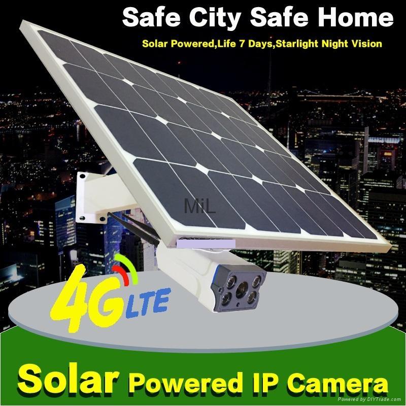 Solar Wireless 4g Cctv Hong Kong Manufacturer Solar