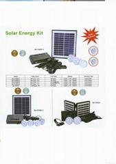 Solar portable system