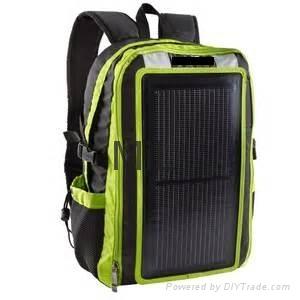 Solar Backpack 5