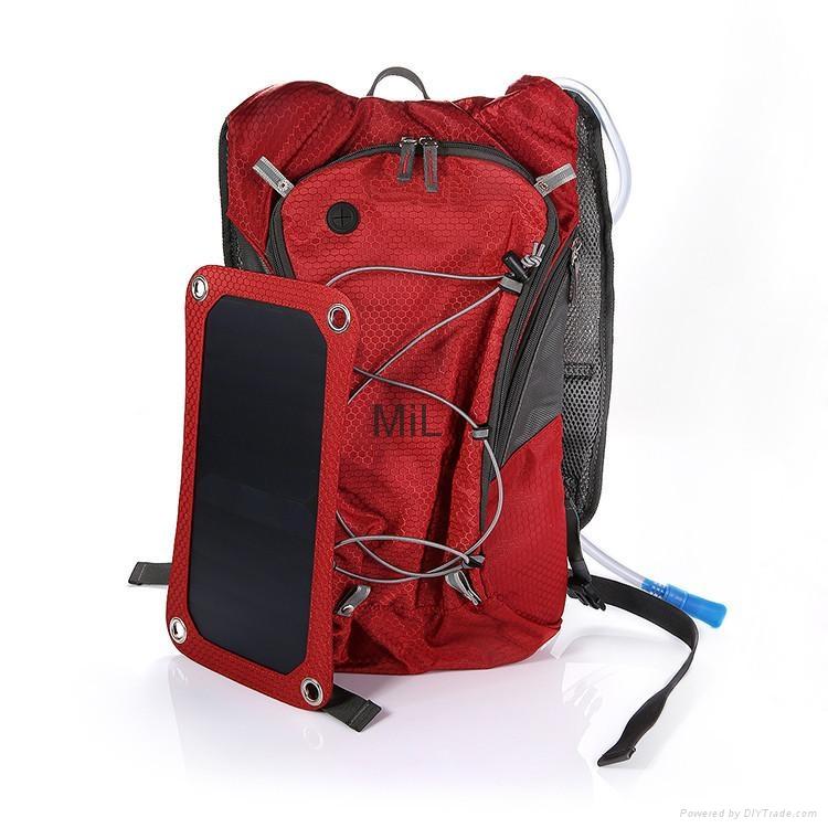 Solar Backpack 4