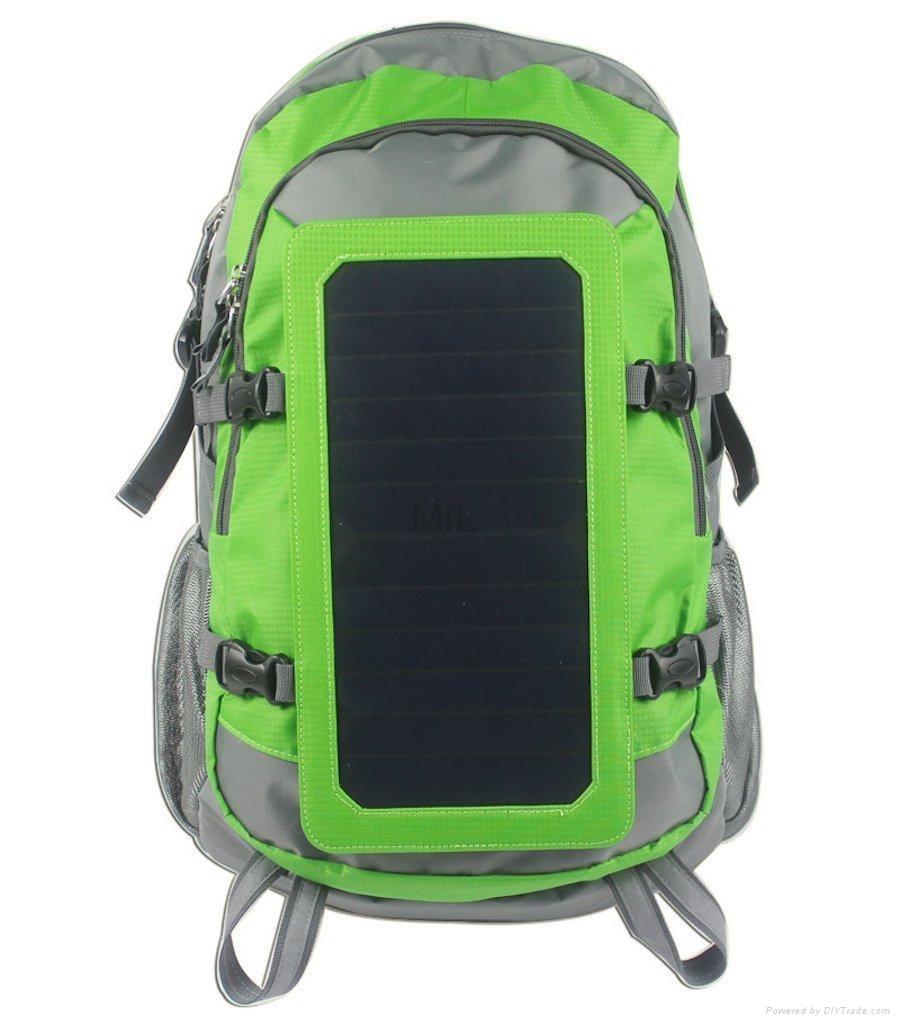 Solar Backpack 3