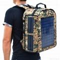Solar Backpack 2