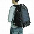 Solar Backpack 1