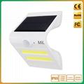 Solar Wall Light 6