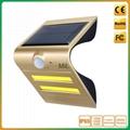 Solar Wall Light 4