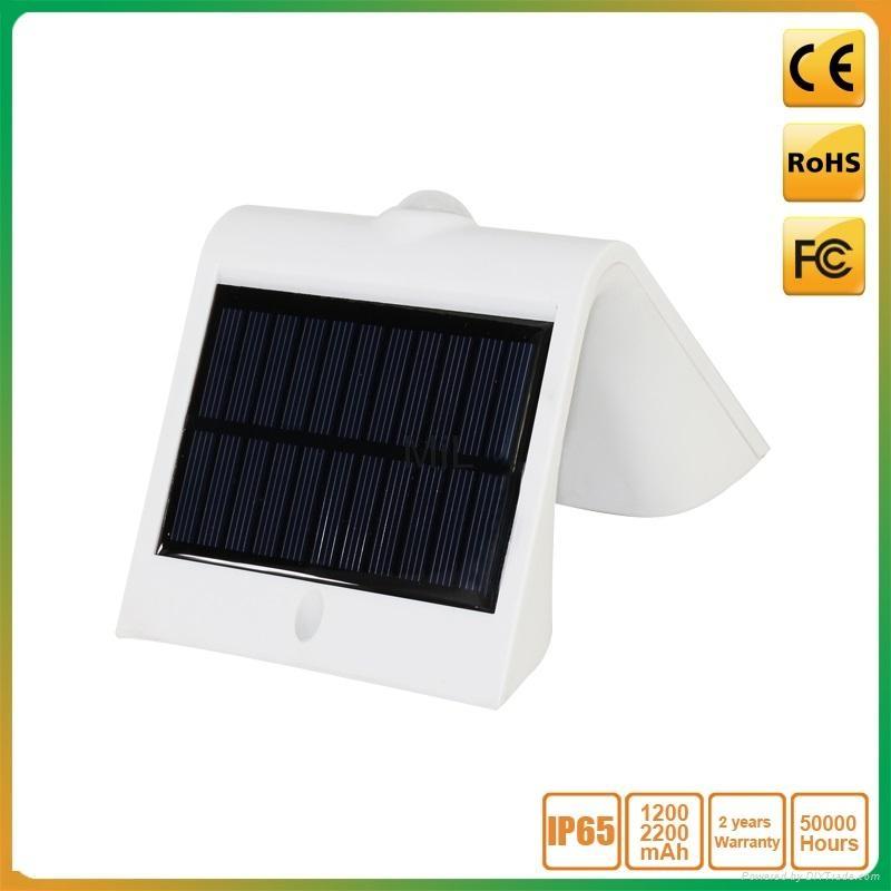 Solar Wall Light 3