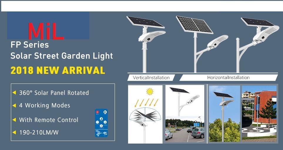 MiL Fly Pigeion Solar Street Lgiht 5
