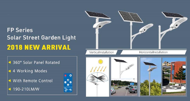 MiL Fly Pigeion Solar Street Lgiht 8