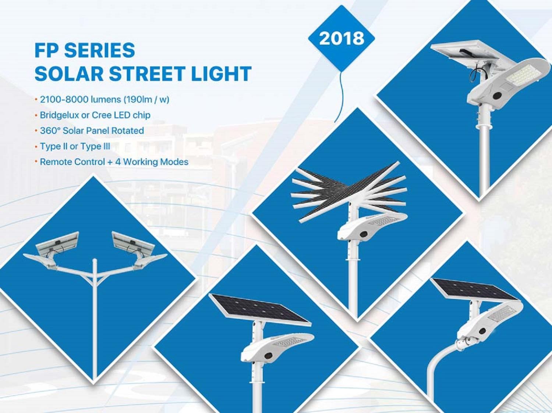 MiL Fly Pigeion Solar Street Lgiht 10