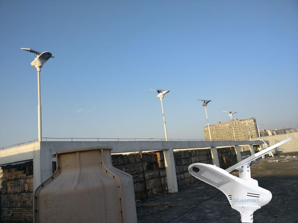MiL FLY HAWK solar street light 1