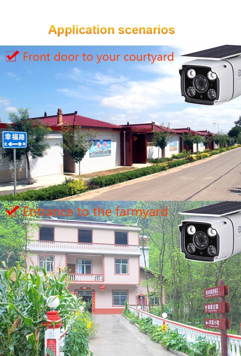 Solar Wifi CCTV 7