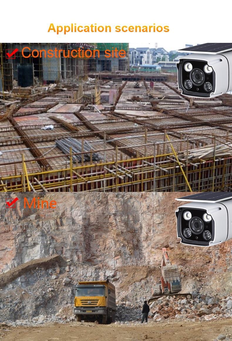 Solar Wifi CCTV 8