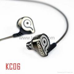 奧思特銳Ostry高保真入耳式耳機KC06(圍城)
