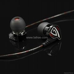 奧思特銳Ostry高保真入耳式耳機KC06A(血色)