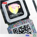 Make logo print 3D laser Certificate