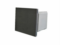 P6 smd rental flight case indoor full color led video screen
