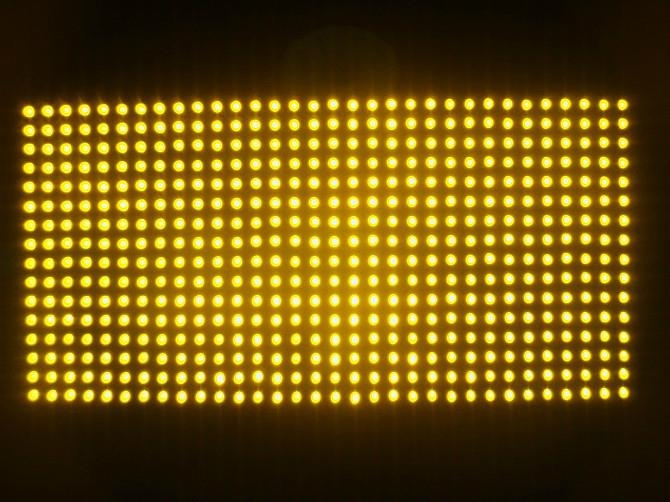 single color led display message board module china manufacturer HUB12 current 4
